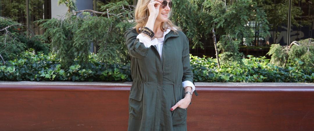 St Bernard sports, BB Dakota jacket, faux leather leggings, brown booties, Tanya Foster, Dallas Fashion Blog