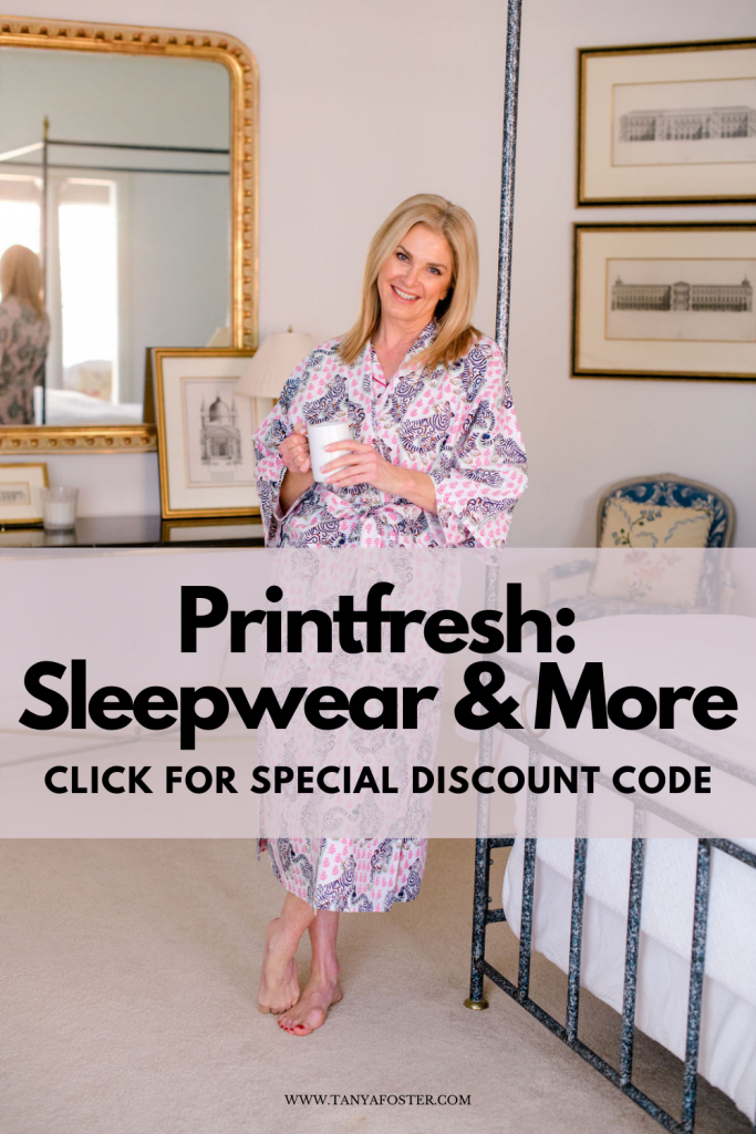 printfresh: sleepwear & more click here for special discount code tanya foster wearing printfresh tiger queen robe