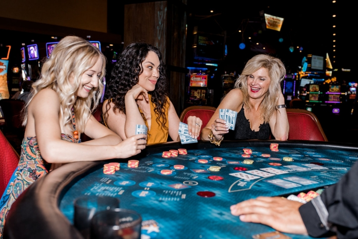 Choctaw Casino: A girls trip just one hour from Dallas | Tanya Foster