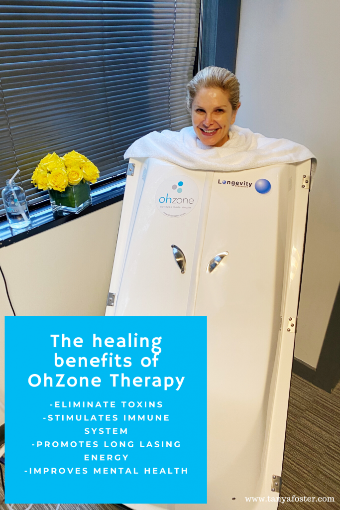 The healing benefits of OhZone Therapy