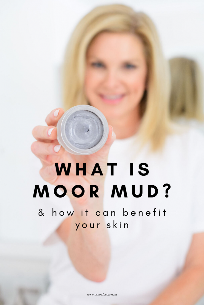 what is moor mud? and how it can benefit your skin