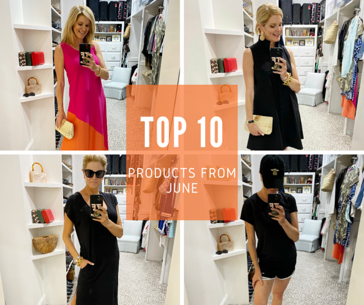 top 10 favorite products from june